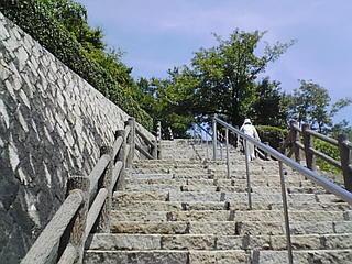 階段、登ります!(SA360061)