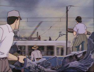 ヒロシマに一番電車が走った